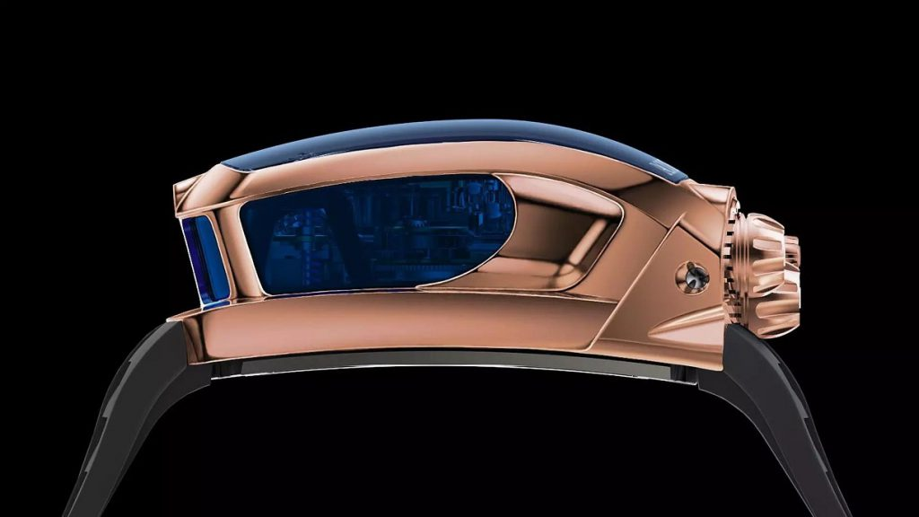 The Jacob & Co. x Bugatti Chiron Tourbillon© 2020 Jacob & Co.
