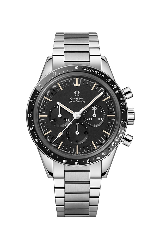 OMEGA's 321-powered Moonwatch