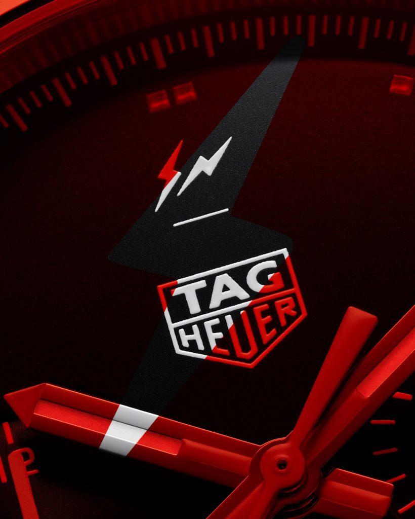 TAG Heuer x Fragment Design